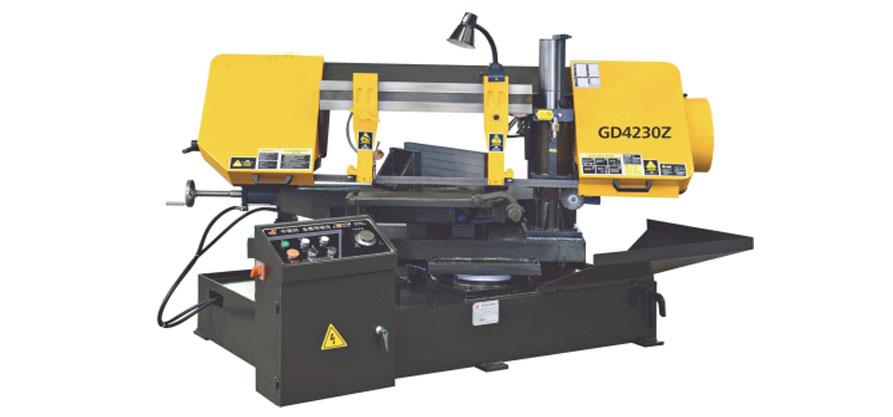 角度带锯床 GD4230Z