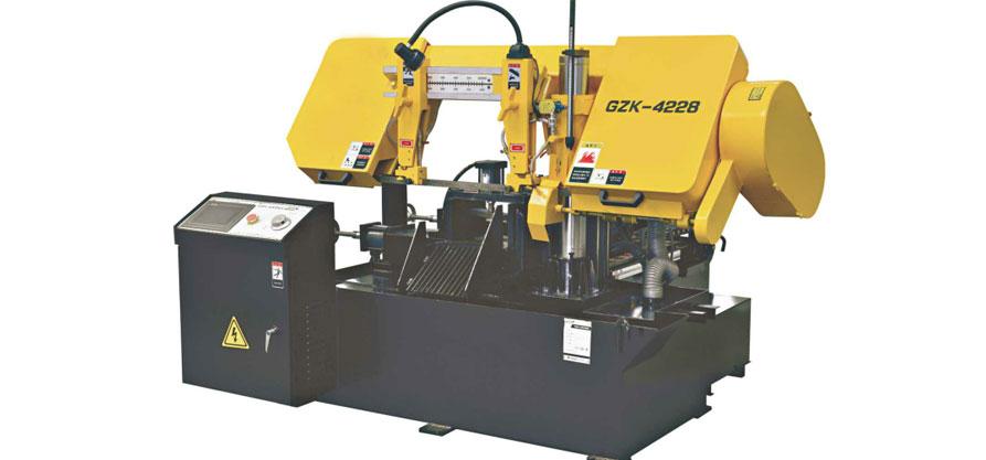 数控带锯床 GD-GZK4228