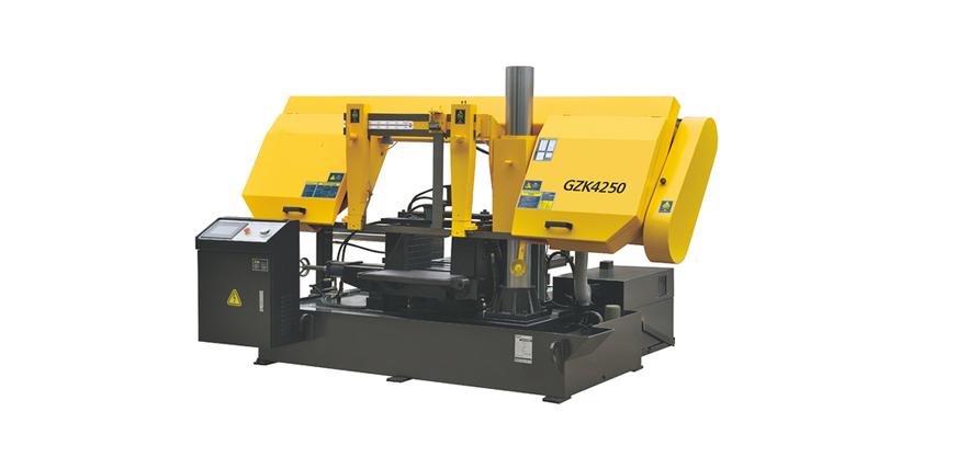 数控带锯床 GD-GZK4250