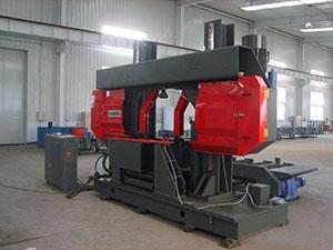 龙门带锯床 V6-GB4280