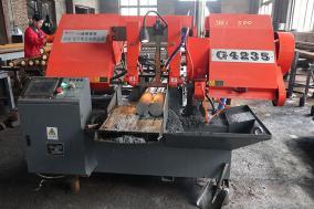 数控带锯床 V6-GZK4235
