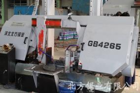 GD4265方柱龙门带锯床
