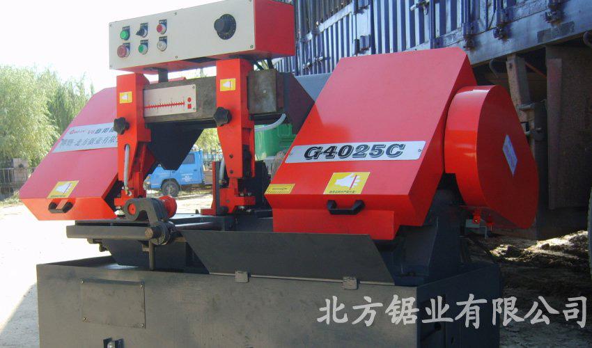剪切式带锯床 V6-G4025C