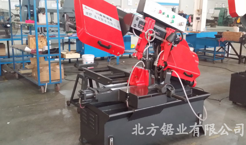剪切式带锯床 V6-GB4025