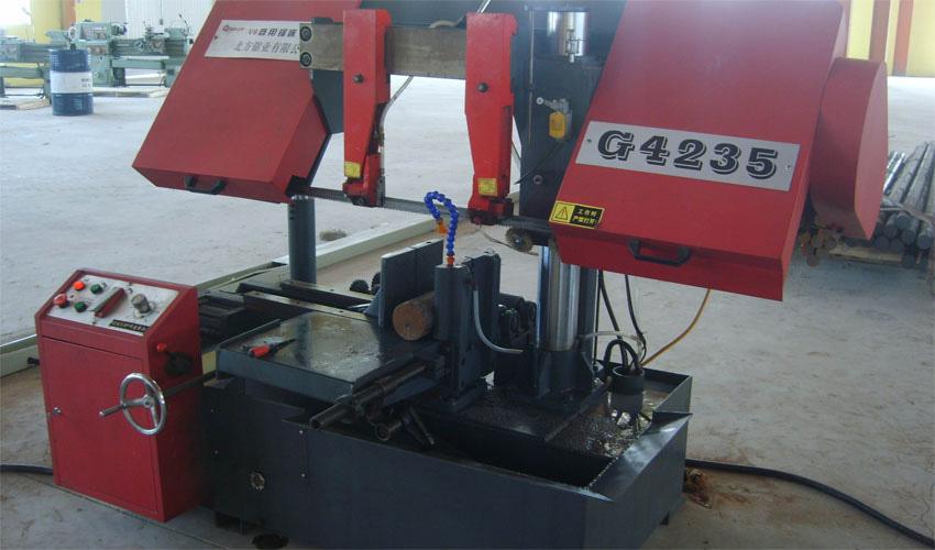双立柱带锯床 GD4235B